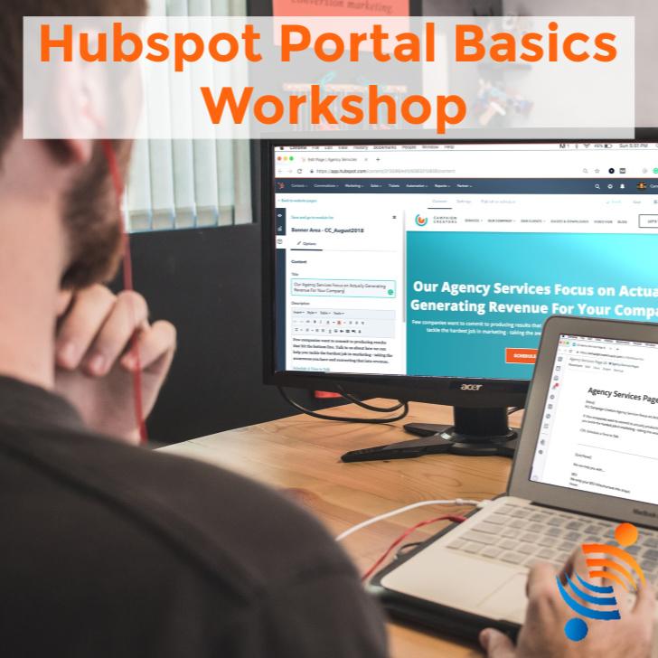 Hubspot Portal Basics Workshop